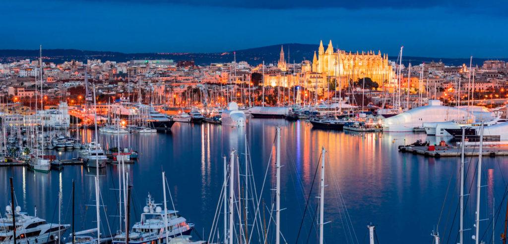 Annual_Staff_Meeting_Mallorca - Hafen von Palma de Mallorca